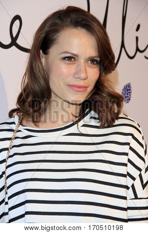LOS ANGELES - JAN 31:  Bethany Joy Lenz at the Tyler Ellis 5th Anniversary Party and Tyler Ellis x Petra Flannery Collection Launch at Chateau Marmont on January 31, 2017 in West Hollywood, CA