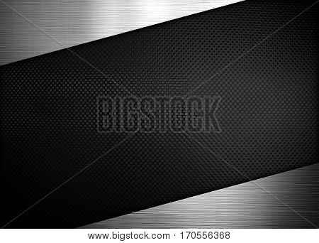 black metal template background