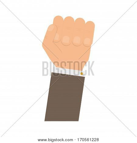 Hand gesture sign icon vector illustration graphic design