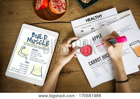 Fitness Body Builder Challenge