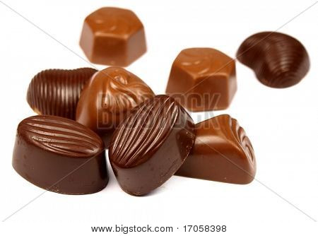 chocolate bonbons collection