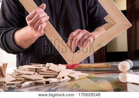 Master Making Framework For Canvas