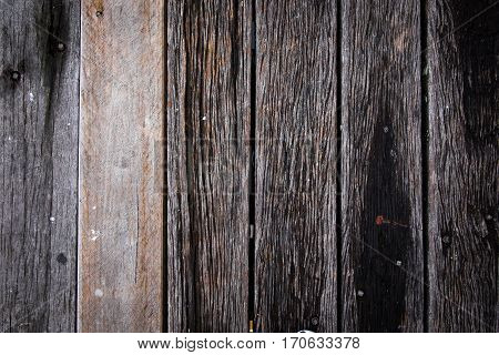 Weathered timber planks flat background texture vertical lines