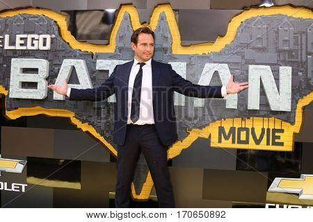 LOS ANGELES - FEB 4:  WIll Arnett_ at the