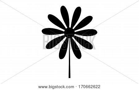 Pictogram - Flower, Plant, Floristry - Object Icon Symbol