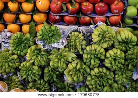 Fruit Shop, Agriculture Product At Farmer Marke