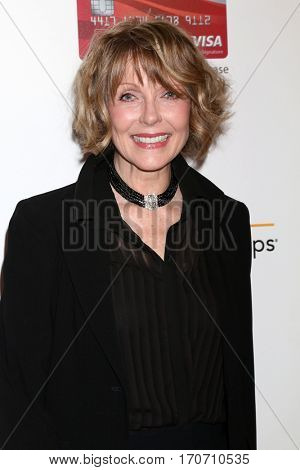 LOS ANGELES - FEB 6:  Susan Blakely at the AARP Movies for Grownups Awards at Beverly Wilshire Hotel on February 6, 2017 in Beverly Hills, CA