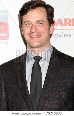LOS ANGELES - FEB 6:  Tom Everett Scott at the AARP Movies for Grownups Awards at Beverly Wilshire Hotel on February 6, 2017 in Beverly Hills, CA