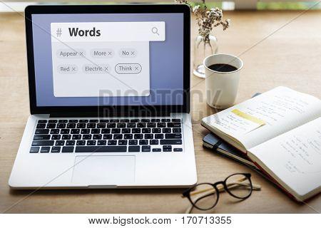 Words Lexicon Encyclopedia Vocabulary