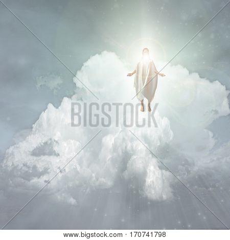 Spiritual Light  3D Render
