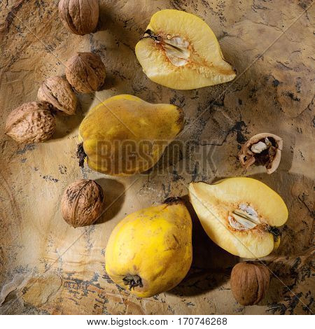 Quince And Nuts