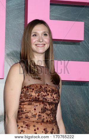 LOS ANGELES - FEB 7:  Sarah Sokolovic at the