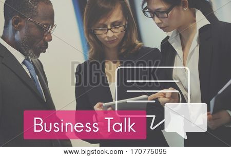 Business People Teamwork Strategy Planning
