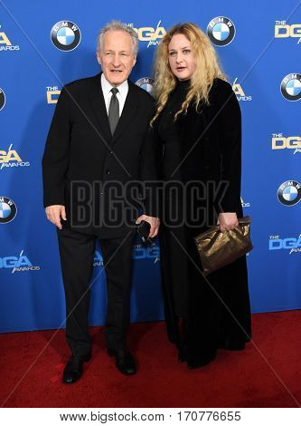 LOS ANGELES - FEB 04:  Michael Mann arrives for the 69th Annual DGA Awards on February 4, 2017 in Beverly Hills, CA
