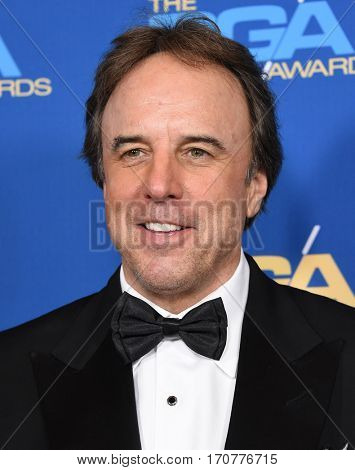 LOS ANGELES - FEB 04:  Kevin Nealon arrives for the 69th Annual DGA Awards on February 4, 2017 in Beverly Hills, CA