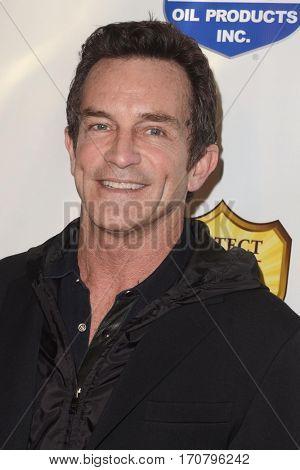 LOS ANGELES - FEB 6:  Jeff Probst at the