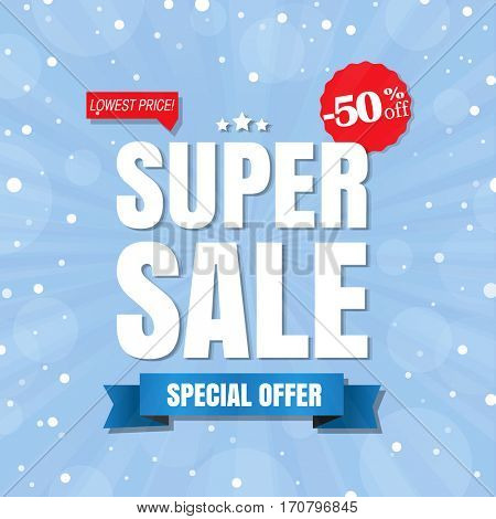 Super Sale Poster