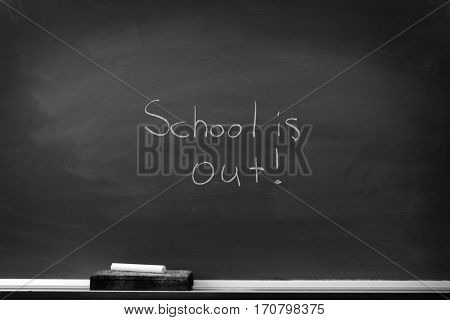 Chalboard chalk board with eraser for student homework school