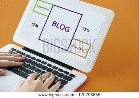 Blog SEO Content Word Boxes