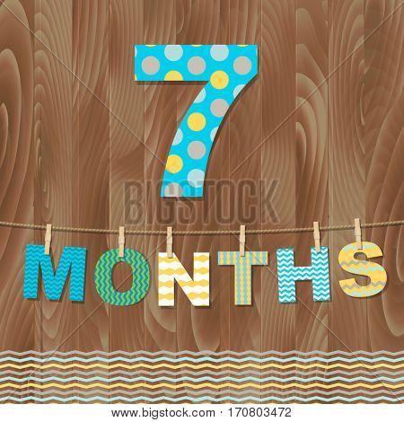 Card 7 Months