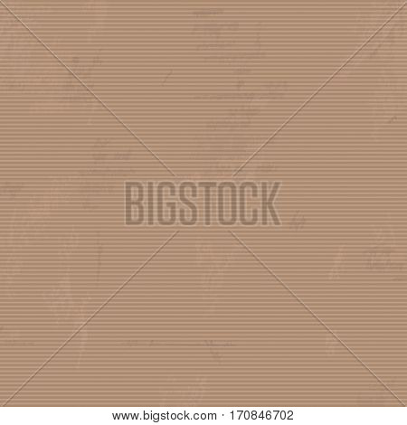 Kraft paper texture background. Hand drawn detailed texture. Use for your design. presentations, etc. Kraft paper texture, vector Eps10 illustration.