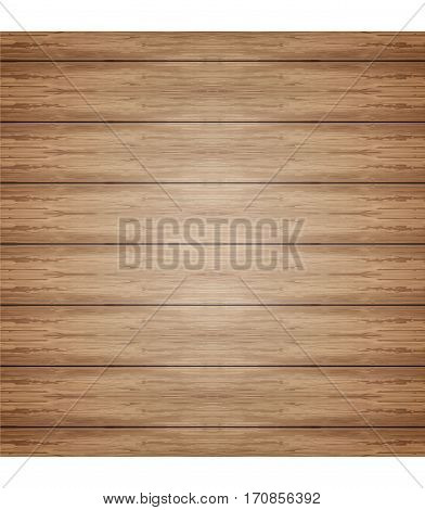 Vector wood plank background Wood texture, vector Eps10 illustration.