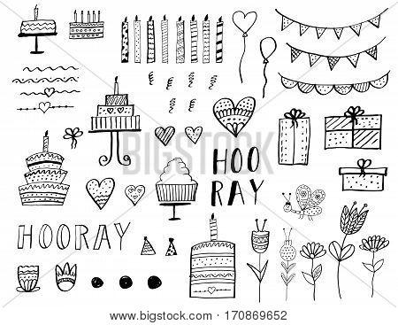 Happy Birthday Sets