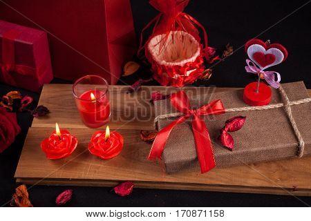 Decoration Of Valentines Day