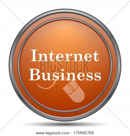 Internet Business Icon
