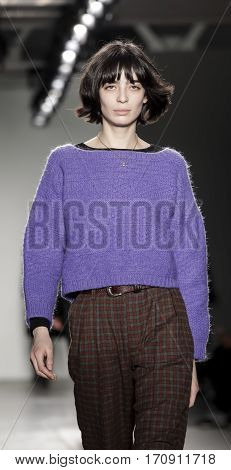 New York Fashion Week Fw 2017 - Custo Barcelona Collection