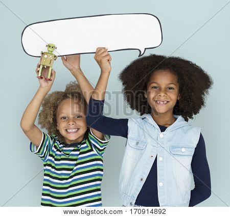 Little Kid Friendship Robot Toy Chatbox