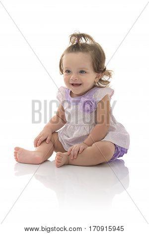 Beautiful Smiling Girl