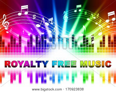 Royalty Free Music Shows Sound Tracks And Acoustics