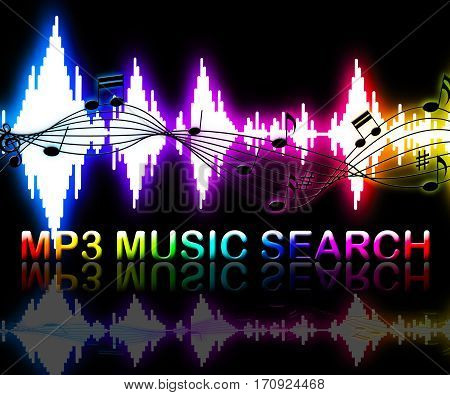 Mp3 Music Search Means Online Track Searching