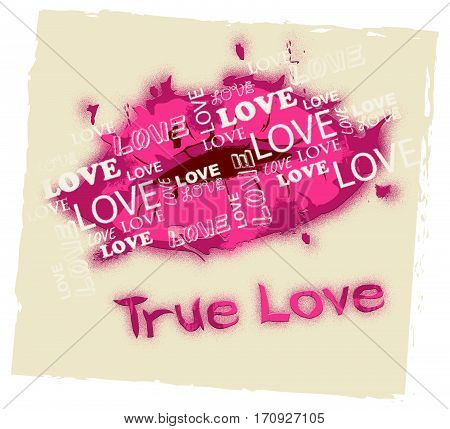 True Love Means Real Love And Commitment