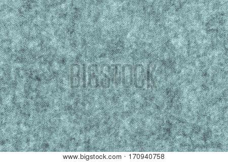 abstract background and texture of soft fabric or textile material of pale turquoise color