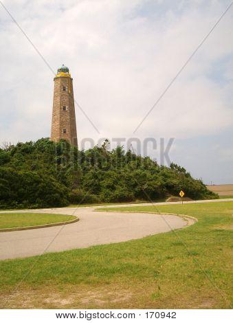 Scenicoldforthenrylighthouse