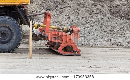 Ground Compaction Device