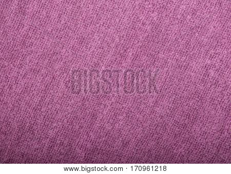 closeup of seamless pink knitted fabric texture