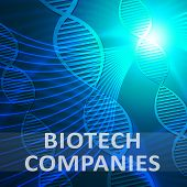 Biotech Companies Helix Means Biotechnology Corporations  poster