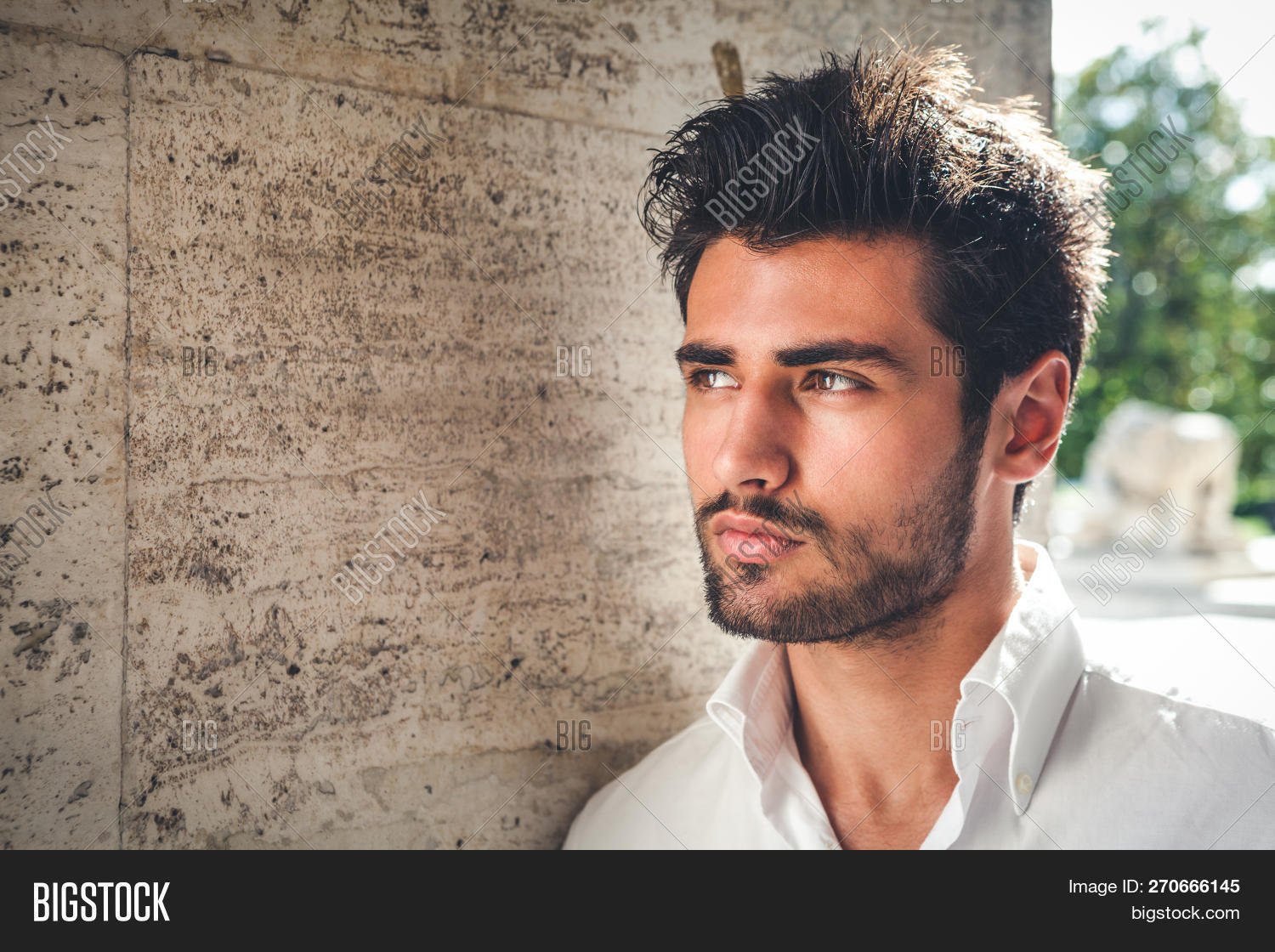 Handsome Young Man Image & Photo (Free Trial) | Bigstock