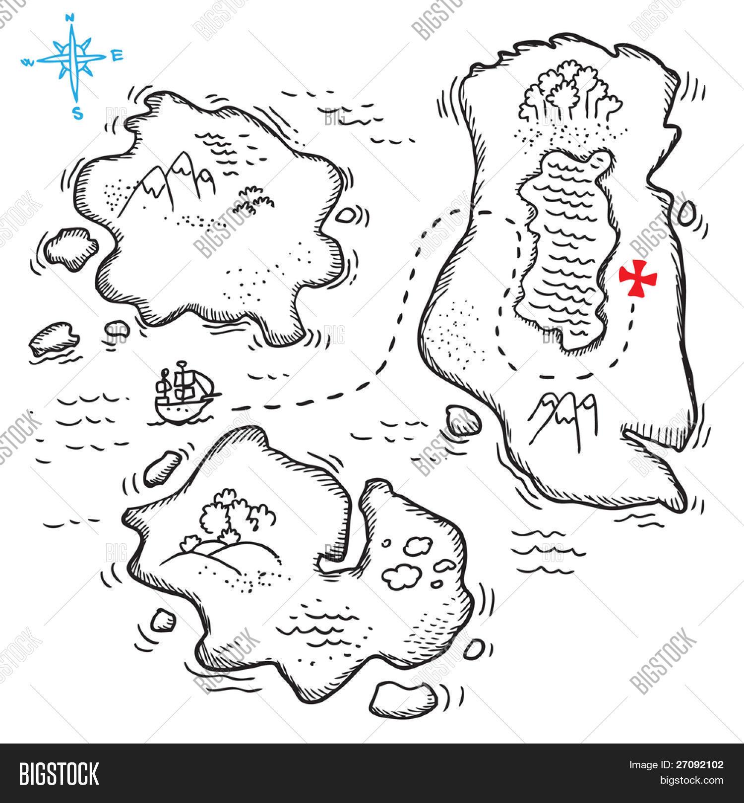Как рисовать схем карты