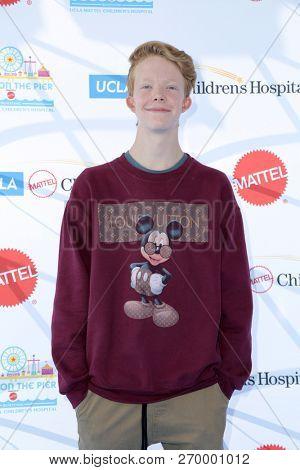 LOS ANGELES - NOV 18:  Cody Veith_ at the UCLA Childrens Hospital