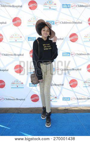 LOS ANGELES - NOV 18:  Briana Roy at the UCLA Childrens Hospital