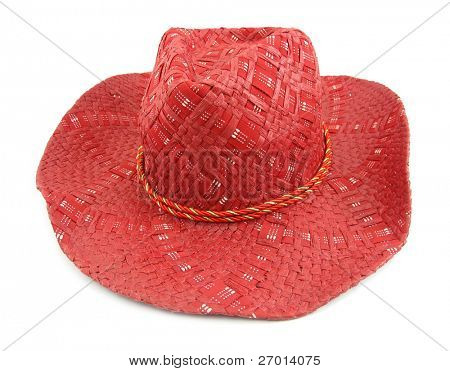 Lovely red hat