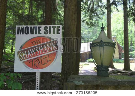 Malabar Farm State Park, Mansfield, Oh, May 29, 2018, Filming Location For Shawshank Redemption, Cab