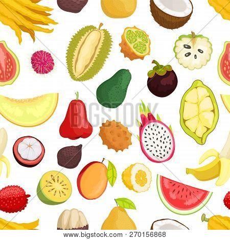 Kiwano Coconut And Banana, Avocado And Cupuacu, Salak And Kumquat, Lychee And Bael, Papaya And Succu