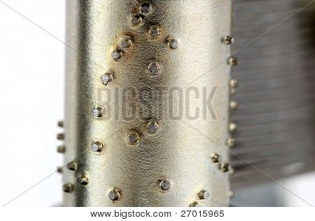 Music box mechanism macro