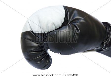 Black Boxing Glove