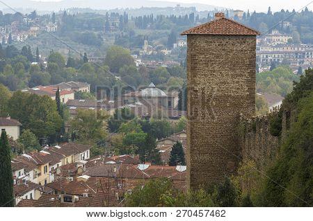 The Wonderful Boboli Gardens, The Tower Gardens, Florence.